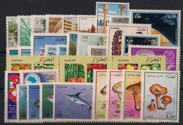 Algérie - Année Complète 1989 - N°Yv. 938 à 970 - Neuf Luxe ** / MNH / Postfrisch - Algérie (1962-...)