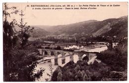 1603 - Retournac ( Hte L. ) -La Petite Plaine De Vouce Et De Cottier ( Carrières De Pierres ) - N°20 - - Retournac