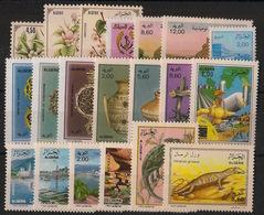 Algérie - Année Complète 1993 - N°Yv. 1037 à 1056 - Neuf Luxe ** / MNH / Postfrisch - Algérie (1962-...)