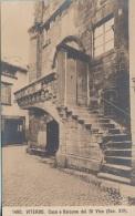 Viterbo. Casa E Balcone Del Di Vico (Sec. Xiv) - Viterbo