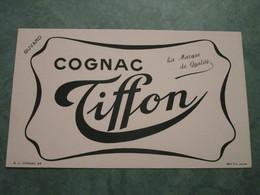 Cognac TIFFON - La Marque De Qualité - Blotters