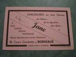 CHAUSSURES En Tous Genres - Chez.....JANE - 18, Cours Gambetta à BORDEAUX - Shoes