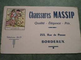 Chaussures MASSIP - Qualité-Elégance-Prix - 253, Rue De Pessac à BORDEAUX - Shoes