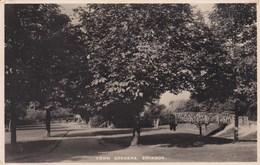 SWINDON - TOWN GARDENS - Altri