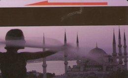 TURCHIA KEY HOTEL Ceylan InterContinental Istanbul - Hotel Keycards