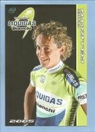 Latisana (Friuli-Venezia Giulia) Franco Pellizotti 2 Scans Liquigas Bianchi Pro Cycling Team 2005 - Other Cities