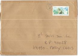 FRANCIA - France - 2013 - 2,55€ Centenaire Du Premier Saut En Parachute D'Adolphe Pégoud - Viaggiata Da 21048A Per Passy - Storia Postale