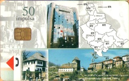 Bosnia - BA-PTT-0031, Zenica, 2000, Used As Scan - Bosnia