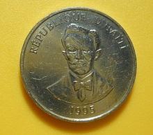 Haiti 5 Centimes 1995 Varnished - Haïti