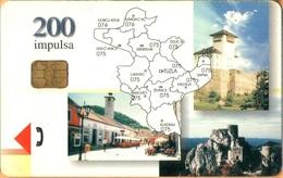 Bosnia - BA-PTT-0032, Tuzla, 2000, Used As Scan - Bosnia