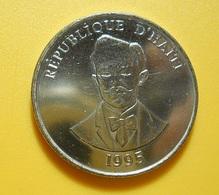Haiti 50 Centimes 1995 Varnished - Haïti