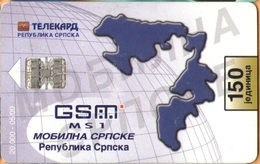 Bosnia - BA-RST-0020, Gsm Phone, 20.000ex, 5/00, Used As Scan - Bosnia