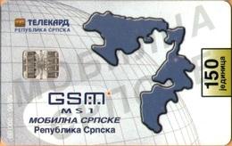 Bosnia - BA-RST-0013, Gsm Phone, 60.000ex, 6/99, Used As Scan - Bosnia