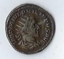 PHILIPPE I L'Arabe Antoninien Rome En 245 ADVENTVS AVGG - 5. L'Anarchie Militaire (235 à 284)
