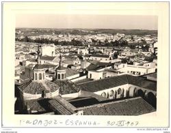 BADAJOZ ESPAÑA OLD FHOTO 11.6 X 9.7 CMS (2 SCANS) - Lieux