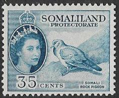 Somaliland Protectorate SG142 1953 Definitive 35c Mounted Mint [37/30912/2] - Somaliland (Protectorate ...-1959)