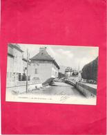 CHAMBERY - 73 -  Au Bord De La Leysse - BARA** - - Chambery