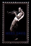USA, 2012 Scott #4693, Miles Davis, Jazz Trumpet Player, Forever Single, MNH, VF - Ongebruikt