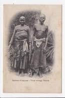 CPA COMORES Sultanat D'Anjouan Vieux Menage Makois - Comores