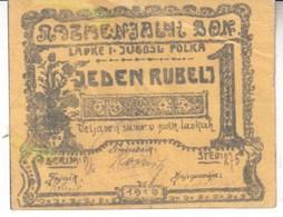 2283    JEDEN  RUBELJ    BON - Slovenië