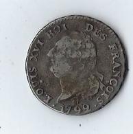 Louis XVI 1792 Argent 30 Sols T - 1789-1795 Monnaies Constitutionnelles