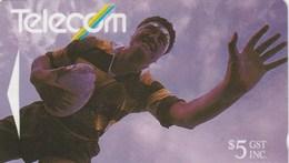 TELECOM 5  SPORTS SERIES  (NEW ZEALAND) - New Zealand