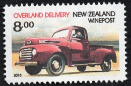 New Zealand Wine Post - Overland Delivery - Unclassified