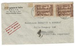 3261 - Pour L'Argentine - Poste Aérienne