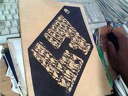 RICORDO CONGEDO MILITARE RACCOLTA ILLUSTRATA 7 FANTERIA 5 RITRATTI HUMOR COLONNELLO GENERALE  N1975 GS1404 - Revues & Journaux