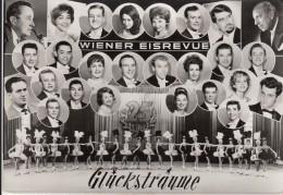 AK - Wiener Eisrevue 1963 - Glücksträume - Eiskunstlauf