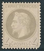 N°27 NEUF * - 1863-1870 Napoléon III. Laure