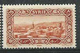Syrie   -   - Yvert N°   157  *  -  Aab16709 - Nuevos