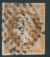 N°13 NUANCE ET OBLITERATION - 1853-1860 Napoleon III