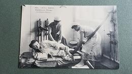 73 - AIX LES BAINS  - Etablissement Thermal - La Douche-massage - Aix Les Bains