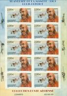 FRANCE PA N° 72 BLERIOT Feuillet De 10 Nxx Daté 02.06.09.cote 80 € - 1960-.... Ungebraucht