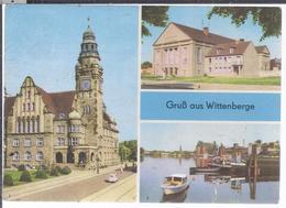 Wittenberge - Mehrbild (3) - (86000-451) - Wittenberge