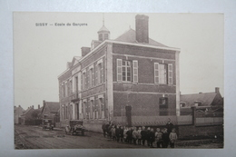 02 : Sissy -  Ecole De Garçons ( Voitures , Animation ) - Other Municipalities