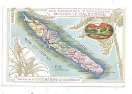 Nouvelle Caledonie Edition De La Chocolaterie D'Aiguebelle--(C.5291) - Nouvelle Calédonie