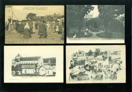 Lot De 60 Cartes Postales De France  Indre       Lot Van 60 Postkaarten Van Frankrijk ( 36 ) - 60 Scans - Cartes Postales