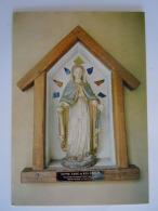 Notre Dame De Bon Espoir Maria Oratoire De La Sainte Face Tours Statue Placée Par Léon Papin Dupont En 1847 - Vierge Marie & Madones