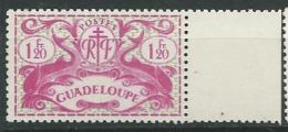 Guadeloupe   - Yvert N° 186 **  Bdf  - Aab16901 - Unused Stamps