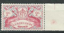 Guadeloupe   - Yvert N° 188 **  Bdf  - Aab16903 - Unused Stamps