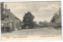 1 Postkaart Hechtel-Eksel Route Du Camp De Beverloo - Hechtel-Eksel