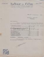 59 2852 LILLE NORD - CINEMA - 1943 Ets LABOR - FILM Rue De Roubaix à POKOJSKI - Merchandising