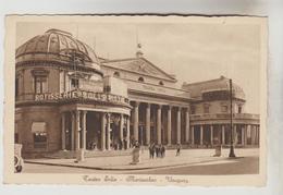 CPSM MONTEVIDEO (Uruguay) - Teatro Solis - Uruguay