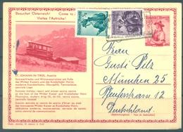 AUSTRIA  - GANZSACHEN -  ST JOHANN IN TIROL FR DE EN - Mi P348 -  Lot 17003 - Entiers Postaux