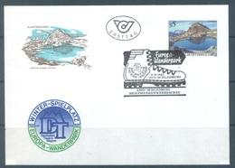 AUSTRIA  - 2.10.1987 - GANZSACHEN  - KLAFFERKESSEL - Mi U78 -  Lot 17005 - Entiers Postaux