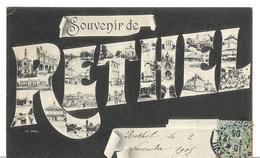 ~ JP  ~  08  ~    SOUVENIR De   RETHEL  ~ - Rethel