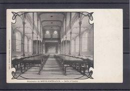 Séminaire De Bonne-Espérance - Salle D'études 1904 - Estinnes