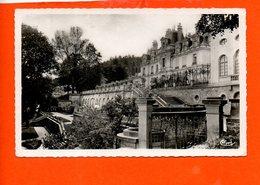 88 XERTIGNY : Le Château Et Le Parc - Xertigny